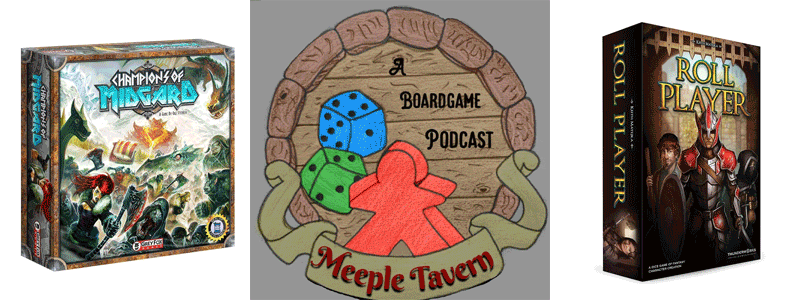Hivernation Comes to the Meeple Tavern Podcast