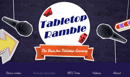 Hivernation by Ramstar Games - Tabletop Ramble interview by Jack Bell