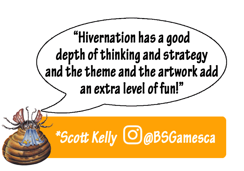 Hivernation review by Scott Kelly from BS Games