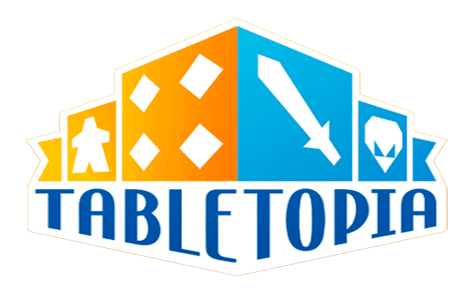 Tabletopia Logo - Where you can find Hivernation - Play completely free!