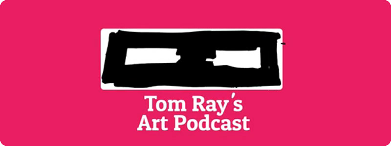 RAMSTAR Games on the Tom Ray Art Podcast