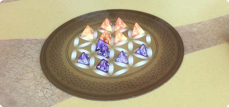 Tabletop game Sinoda by BS Games